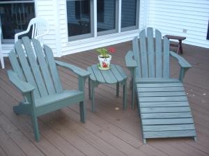 Dan's Chairs
