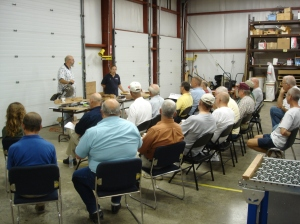Lake/Geauga Woodworkers Club Meeting