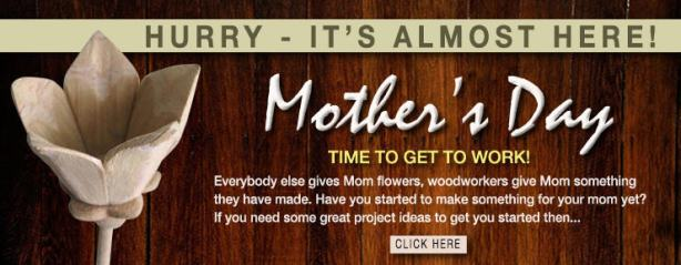 woodworking projects mother day
